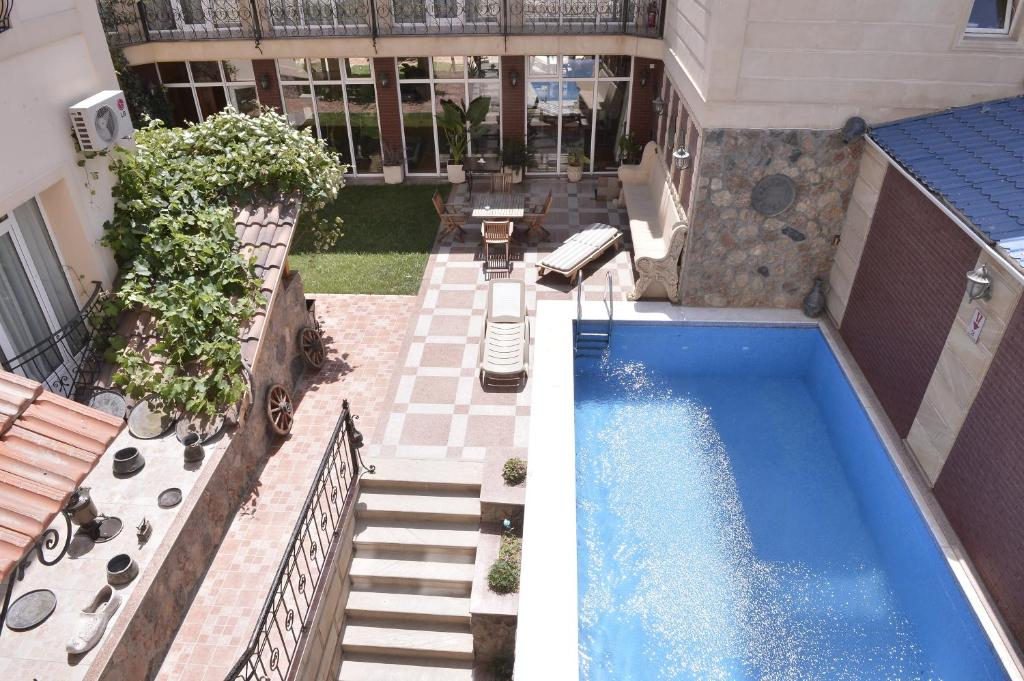 A view of the pool at East Legend Hotel or nearby