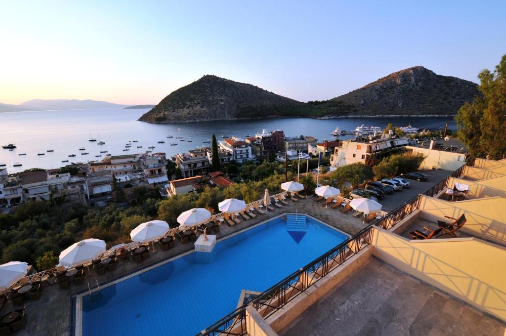 King Minos Hotel Tolo, Greece