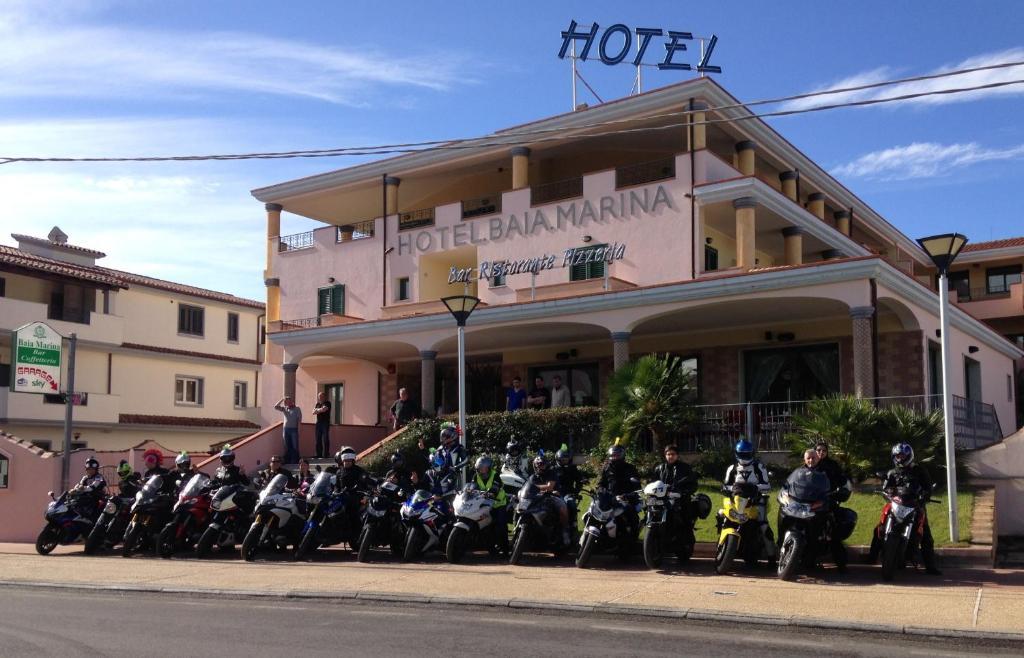 Hotel Baia Marina Orosei, Italy