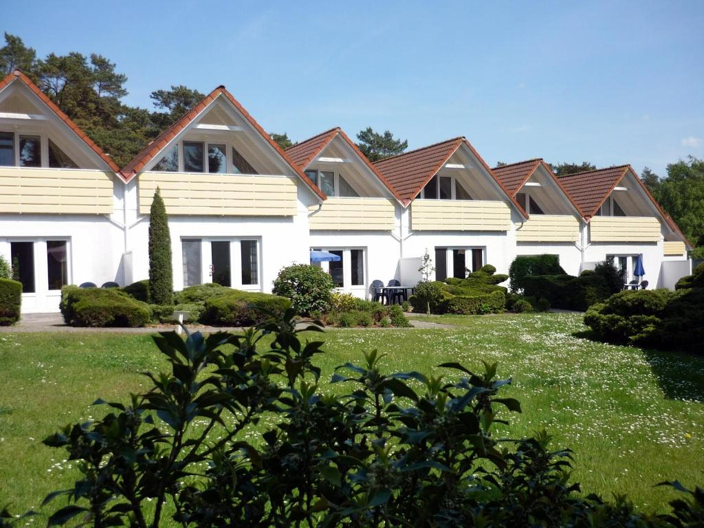 Ferienwohnung Ferienanlage Haus Hinter Den Dunen Deutschland Prerow Booking Com