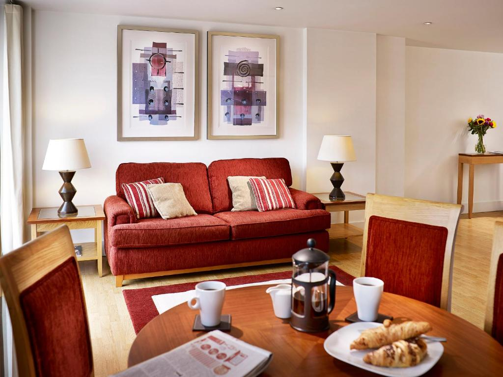 Marlin Apartments - Limehouse - Laterooms