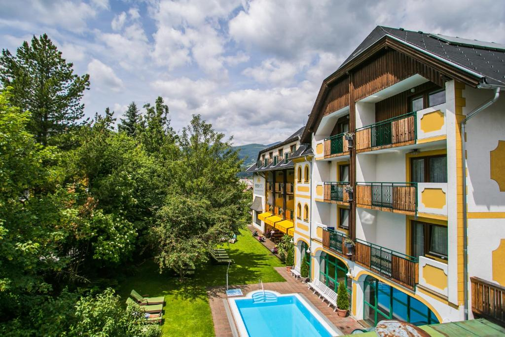 Hotel Alpenblick Kreischberg Sankt Georgen am Kreischberg, Austria