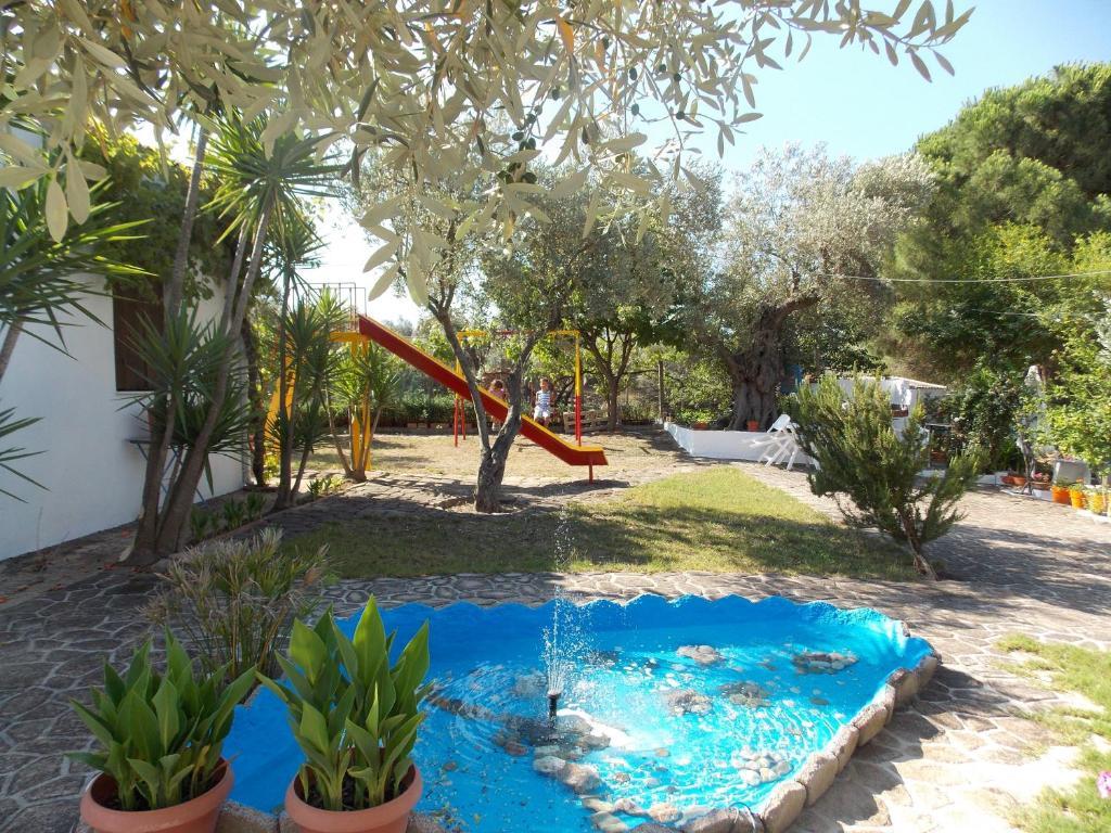 Πισίνα στο ή κοντά στο Pleiades Studios and Maisonettes