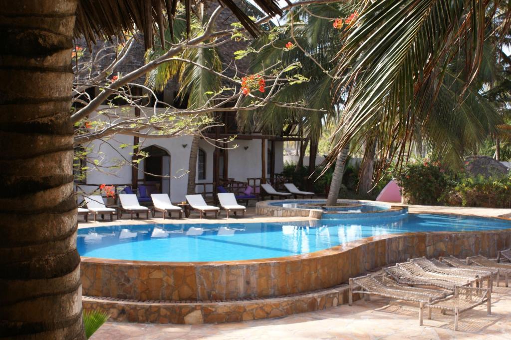 The swimming pool at or near Villa Dida Resort