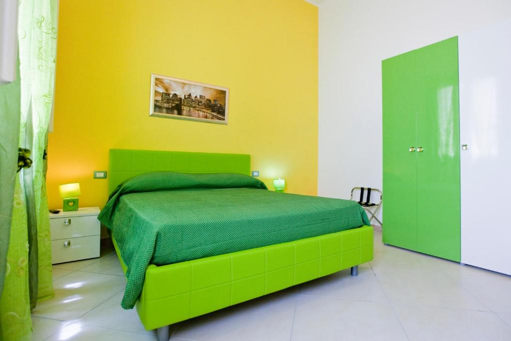 Letto o letti in una camera di appartamenti Royal