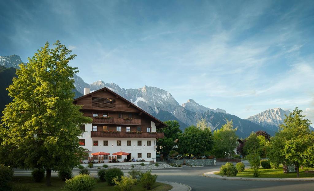 Familien Landhotel Stern Obsteig, Austria