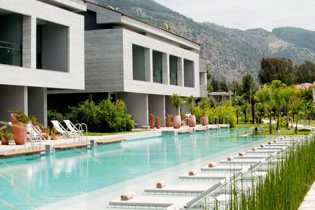 The swimming pool at or near D-Resort Gocek Special Category
