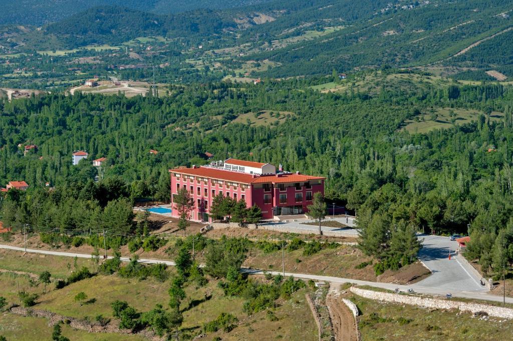 A bird's-eye view of Sagalassos Lodge & Spa Hotel