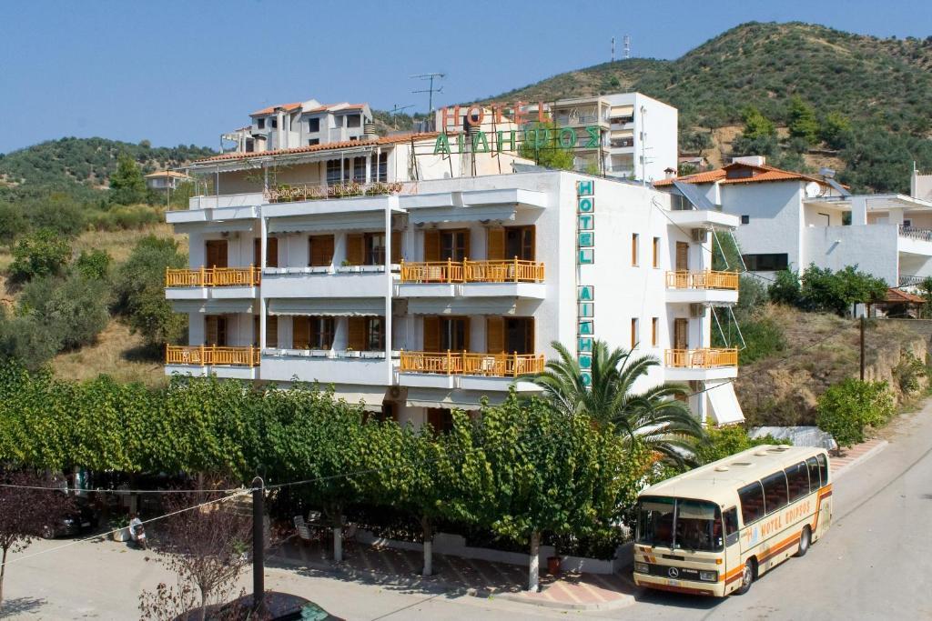 Hotel Aidipsos Loutra Edipsou, Greece