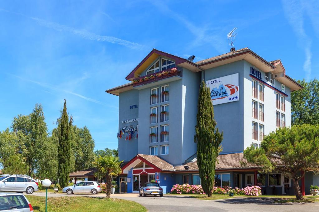 Hotel Cote Sud Leman Thonon-les-Bains, France
