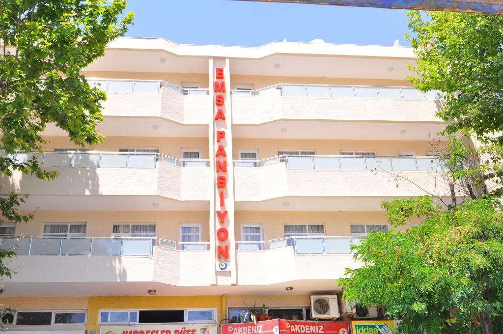 Emsa Otel Maltepedeki Eviniz