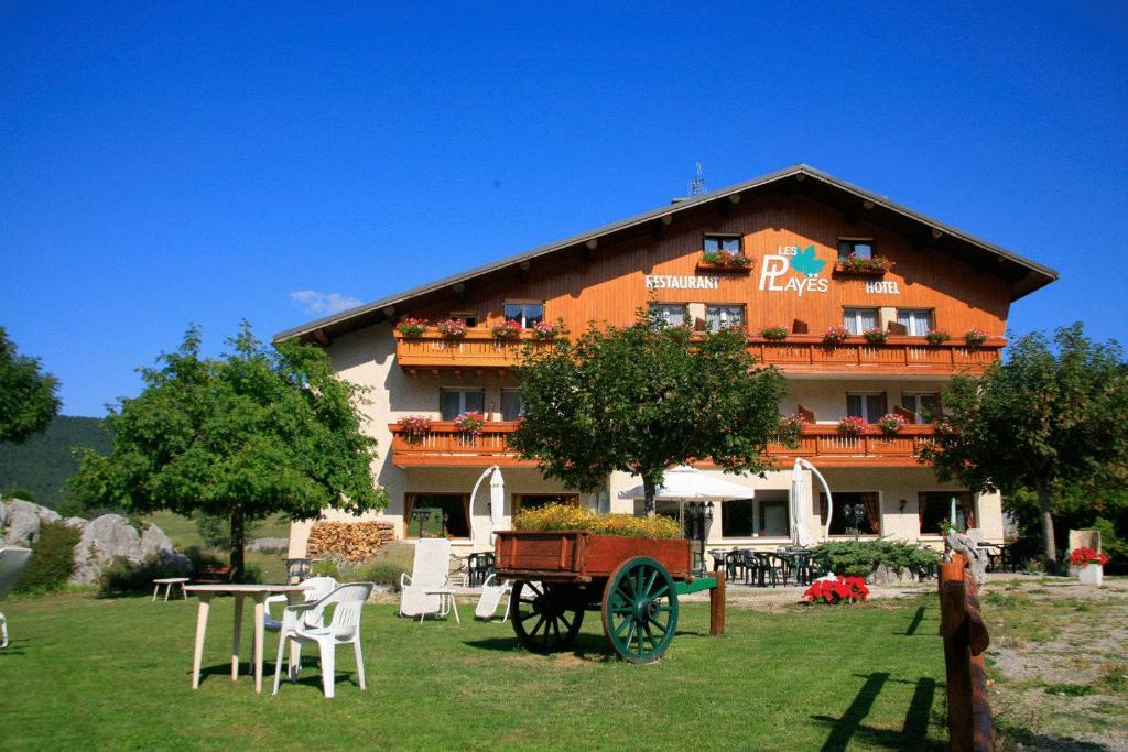 Hotel Les Playes Villard-de-Lans, France
