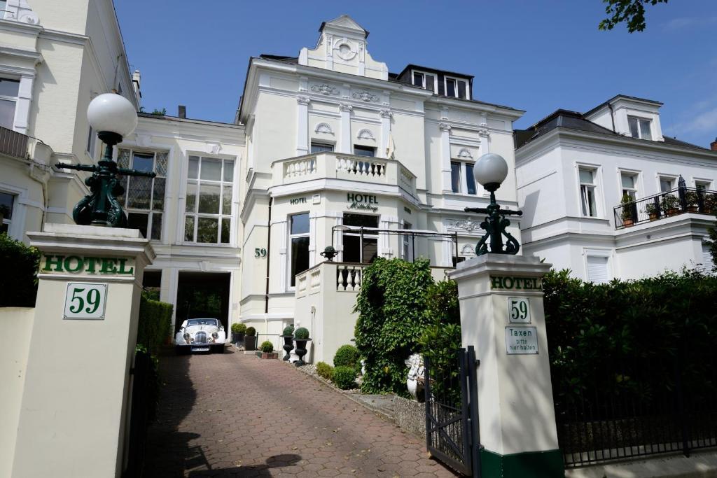 Hotel Mittelweg Hamburg, Germany