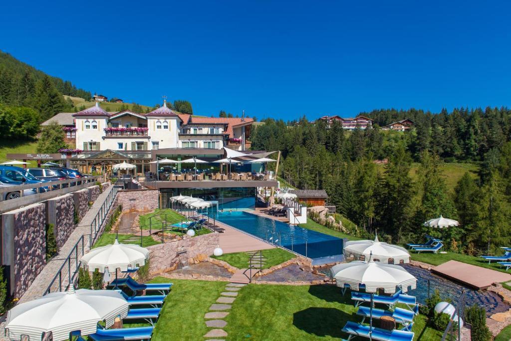 Hotel Albion Mountain Spa Resort Dolomites Ortisei, Italy