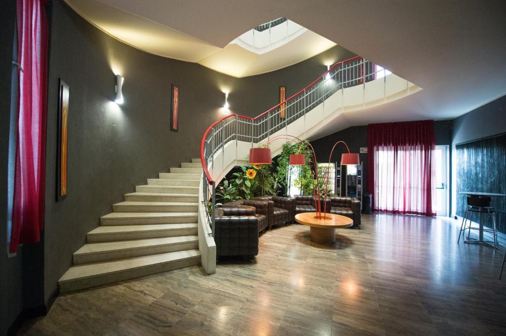 Hall o reception di Residenza Cenisio
