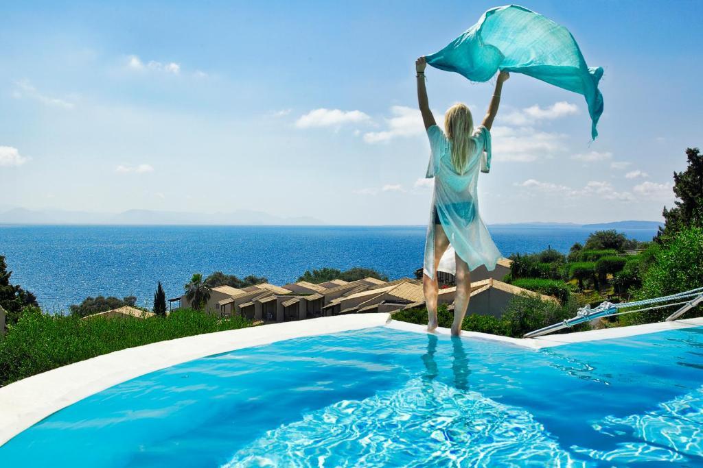 Aeolos Beach Resort Gastourion, Greece