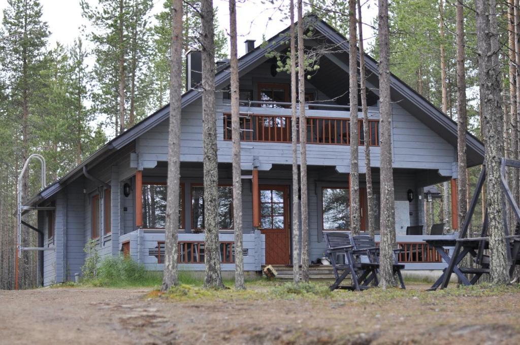 Kuusamo дома цена недвижимость на острове родос