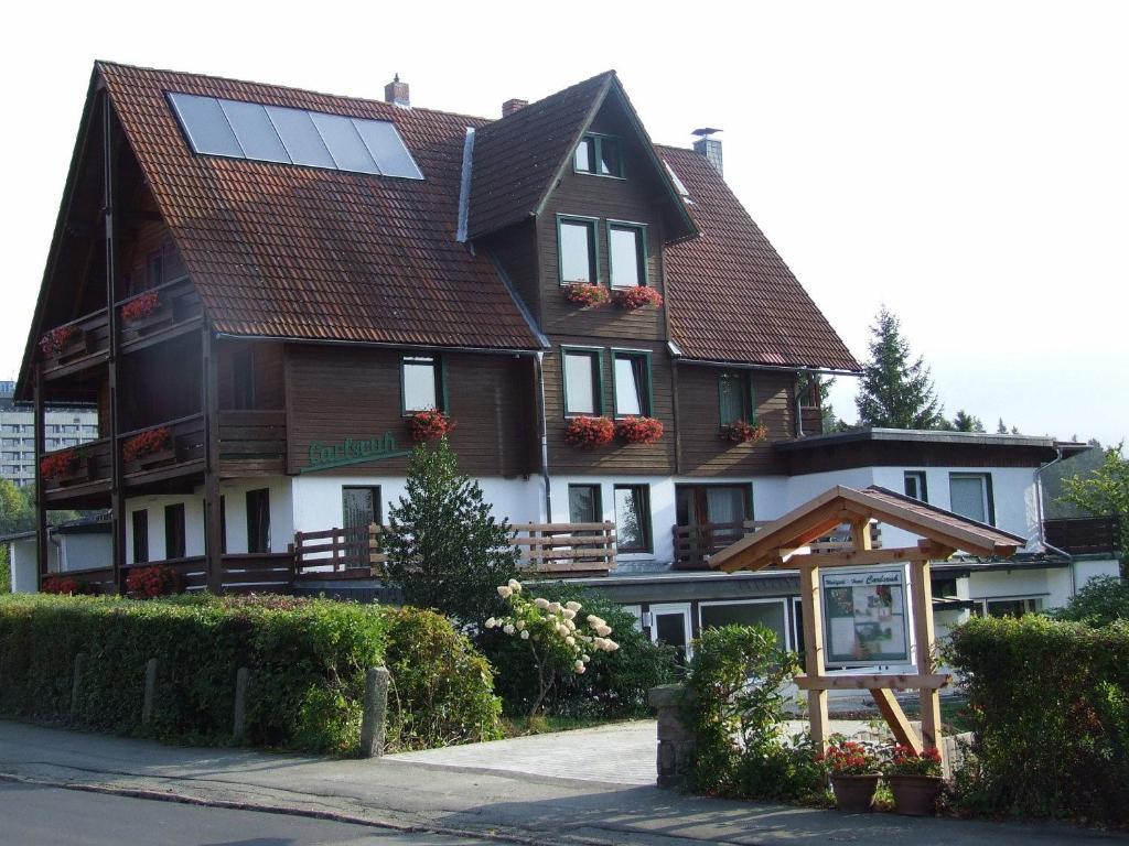 Hotel Carlsruh Braunlage, Germany