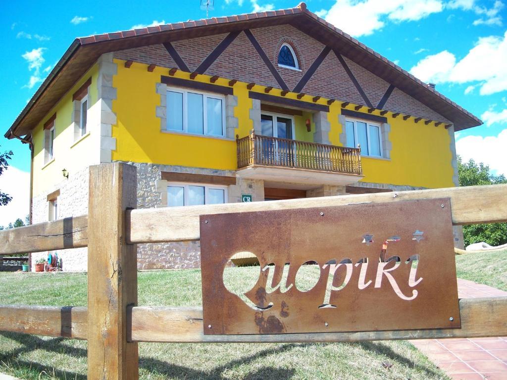 Casa Rural Quopiki