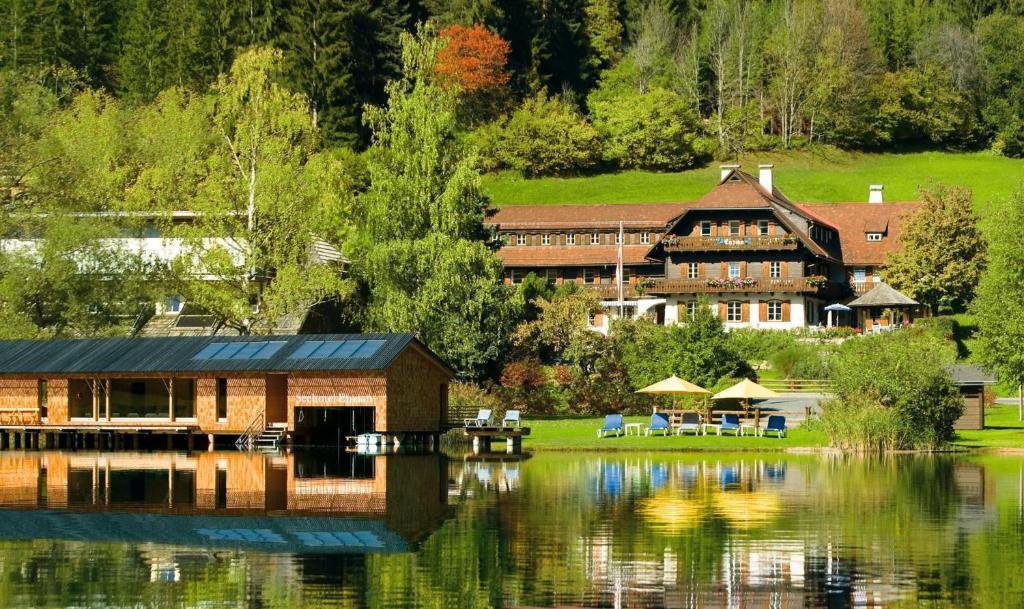 Seehotel Enzian Weissensee, Austria