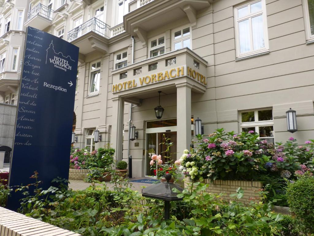 Hotel Vorbach Hamburg, Germany