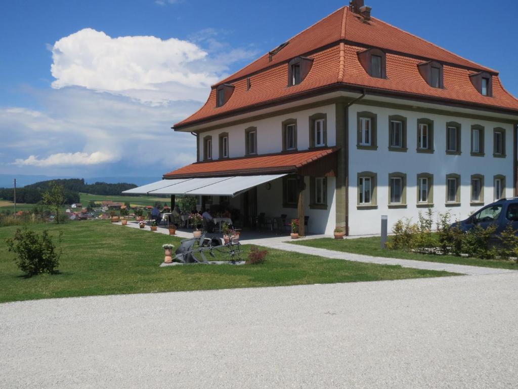 Le Relais du Chateau Monney Cournillens, Switzerland