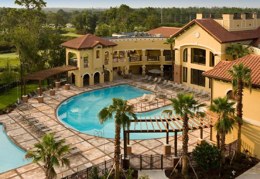 A view of the pool at The Berkley, Orlando or nearby