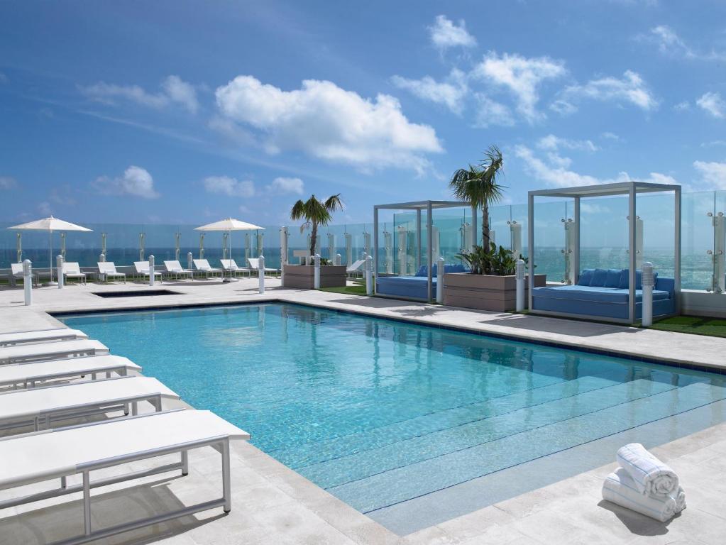 The Grand Beach Hotel Surfside.