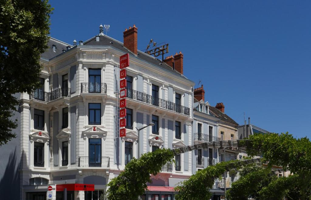 Saint Georges Hotel Spa Chalon Sur Saone Updated 2020 Prices
