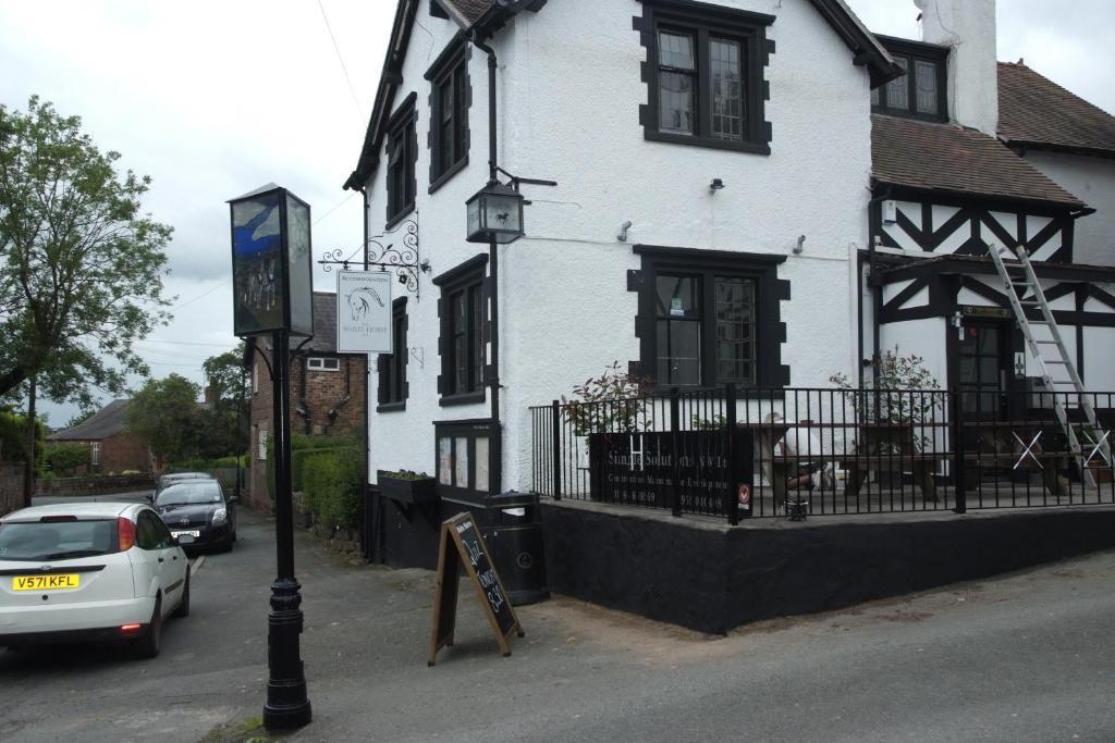 White Horse Inn during the winter