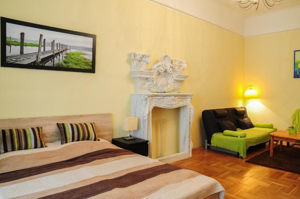 Green Apple Apartman (Magyarország Budapest)