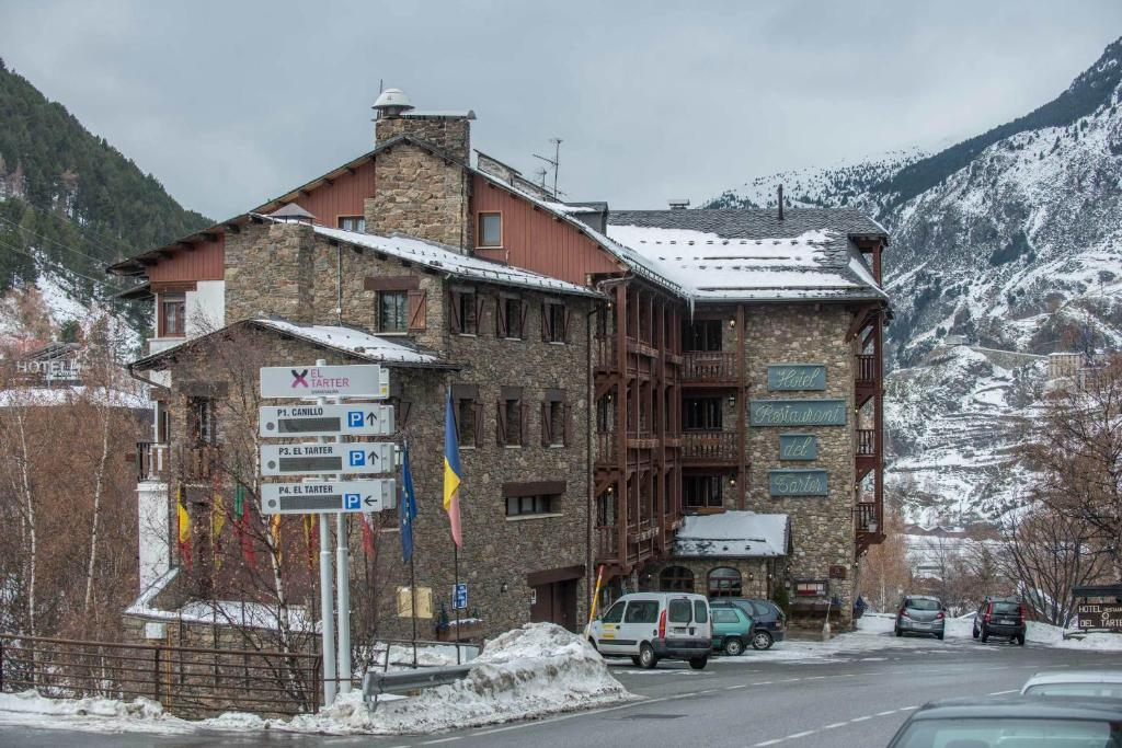 Hotels In Ransol