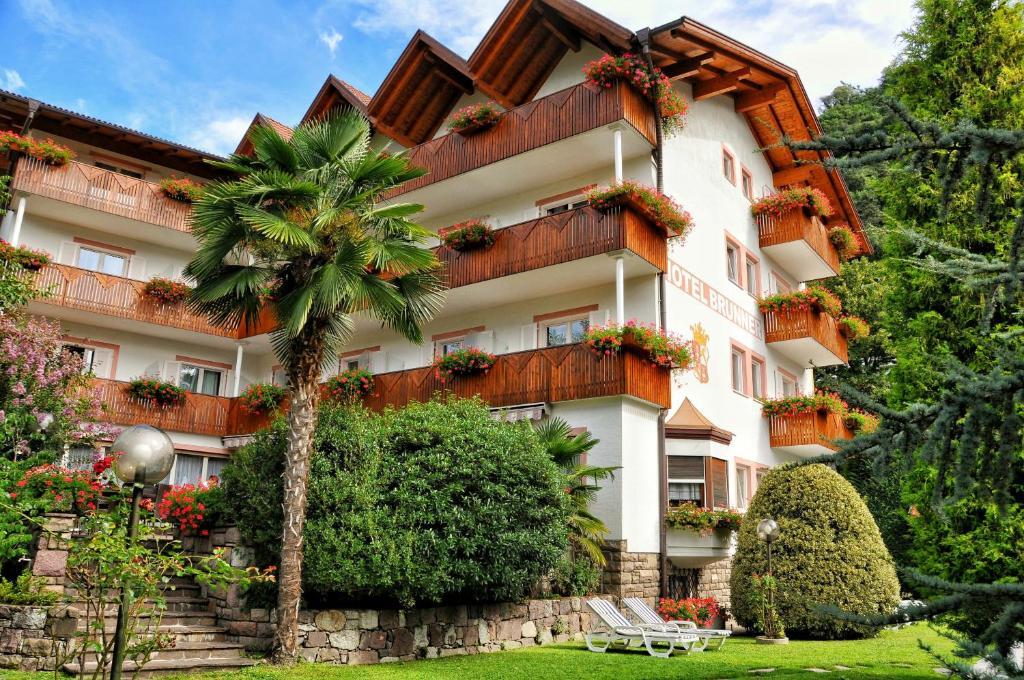 Hotel Brunner Merano, Italy