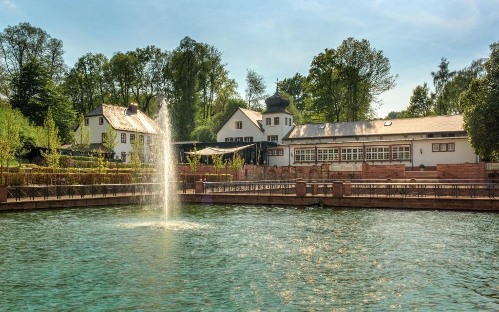 Romantik Hotel Landschloss Fasanerie Zweibrucken, Germany