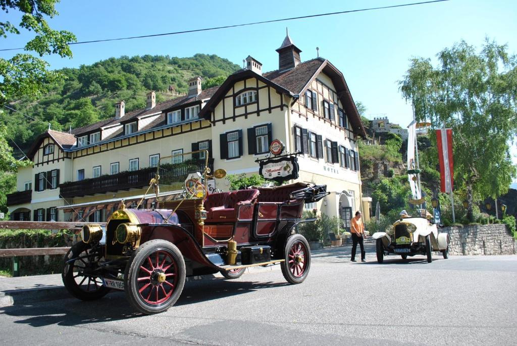 Hotel Mariandl Spitz, Austria