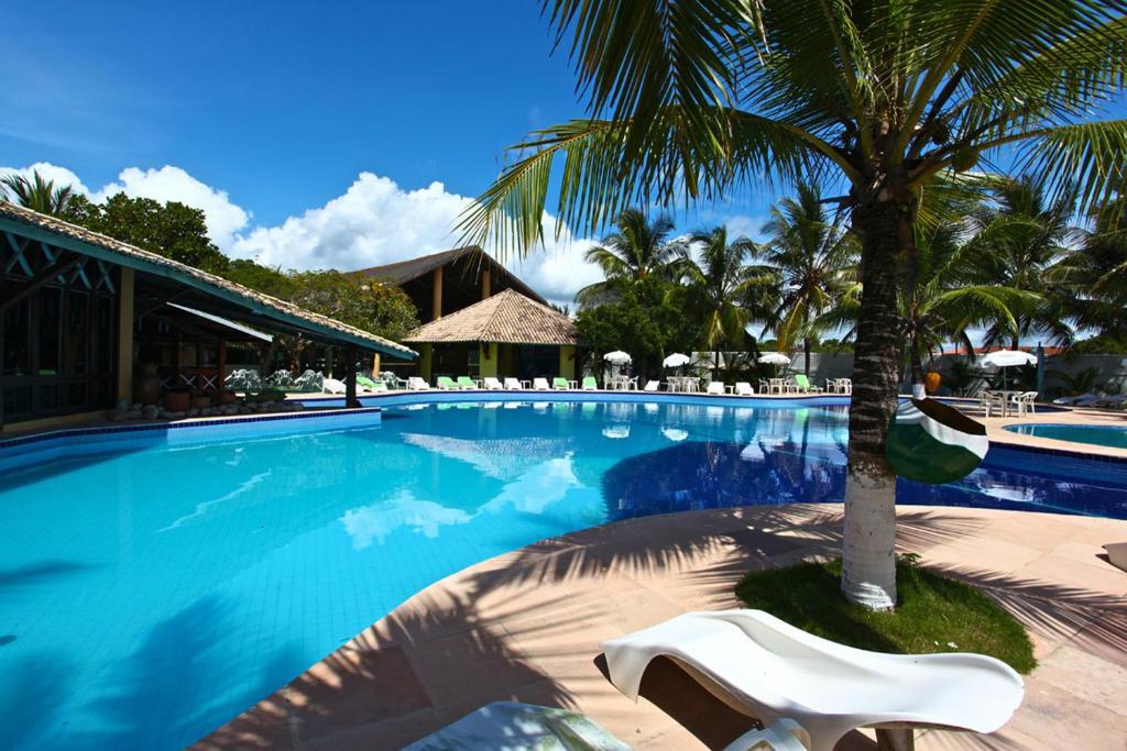 A piscina localizada em Capitania Praia Hotel ou nos arredores
