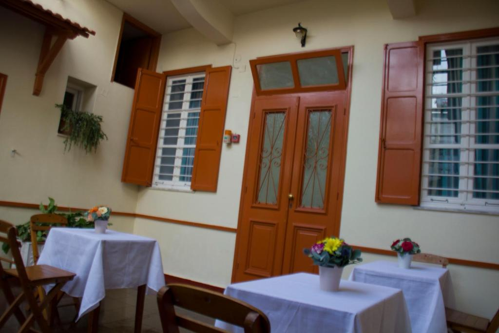 Εστιατόριο ή άλλο μέρος για φαγητό στο Medieval Rose Hotel