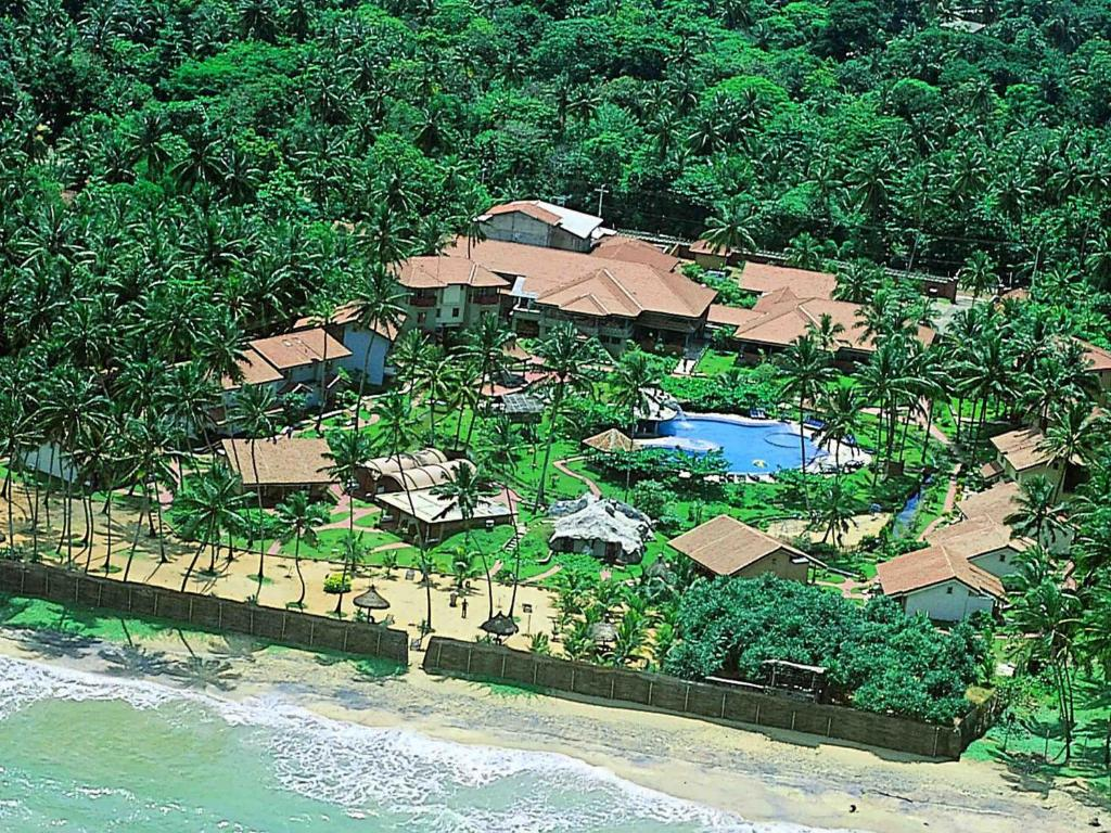 A bird's-eye view of Siddhalepa Ayurveda Resort - All Meals, Ayurveda Treatment and Yoga