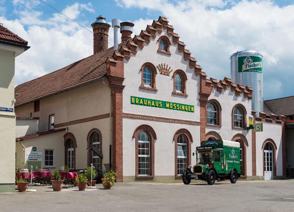 Fischer's Hotel Brauhaus Mossingen, Germany