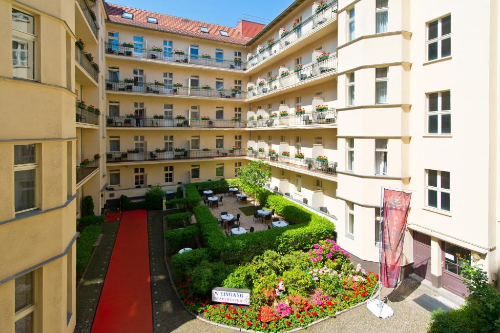 Hotel & Apartments Zarenhof Berlin Prenzlauer Berg Berlin, Germany
