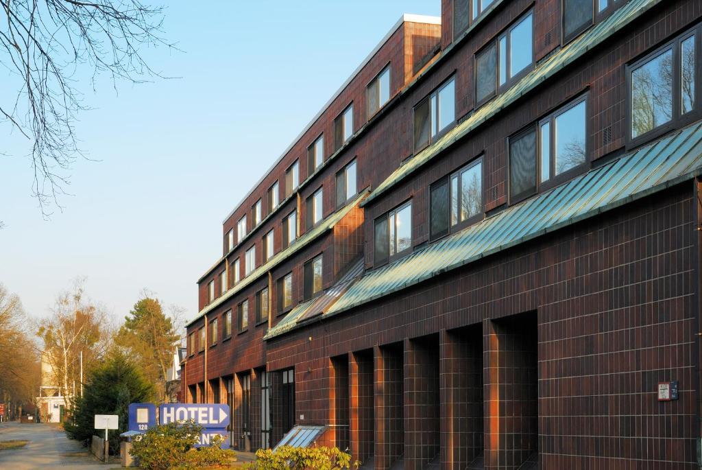 Hotel Grunewald Berlin, Germany
