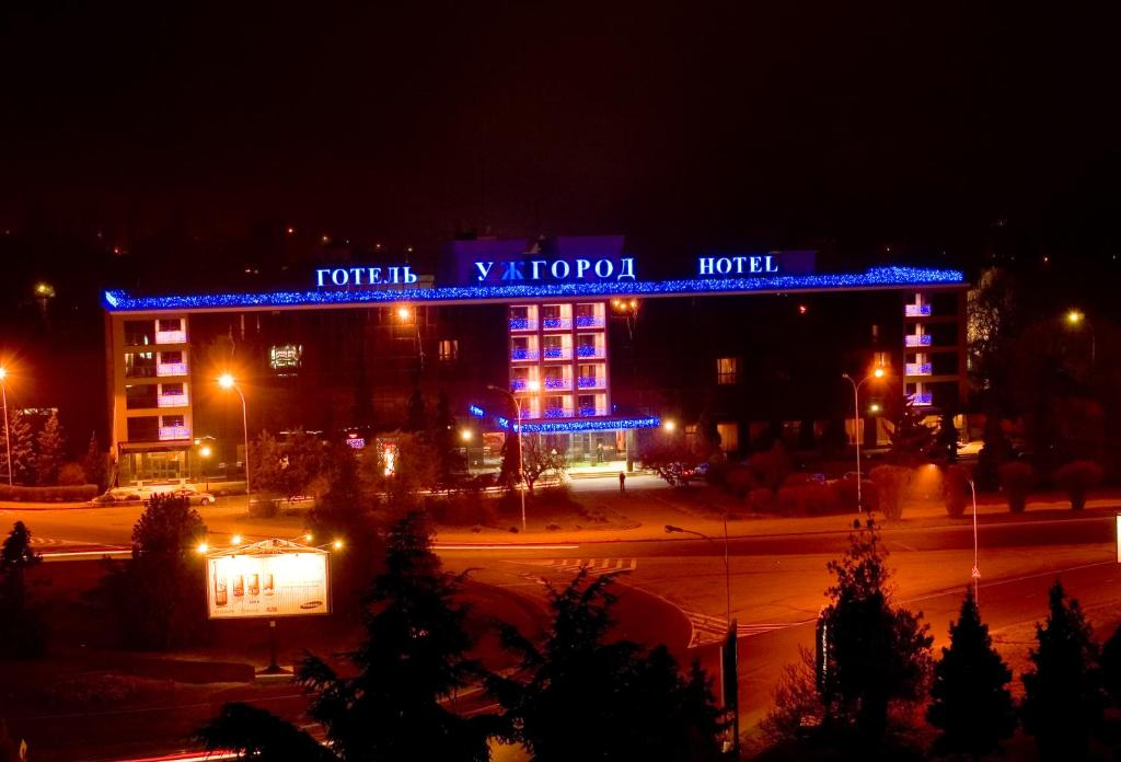 Hotels In Uzhhorod