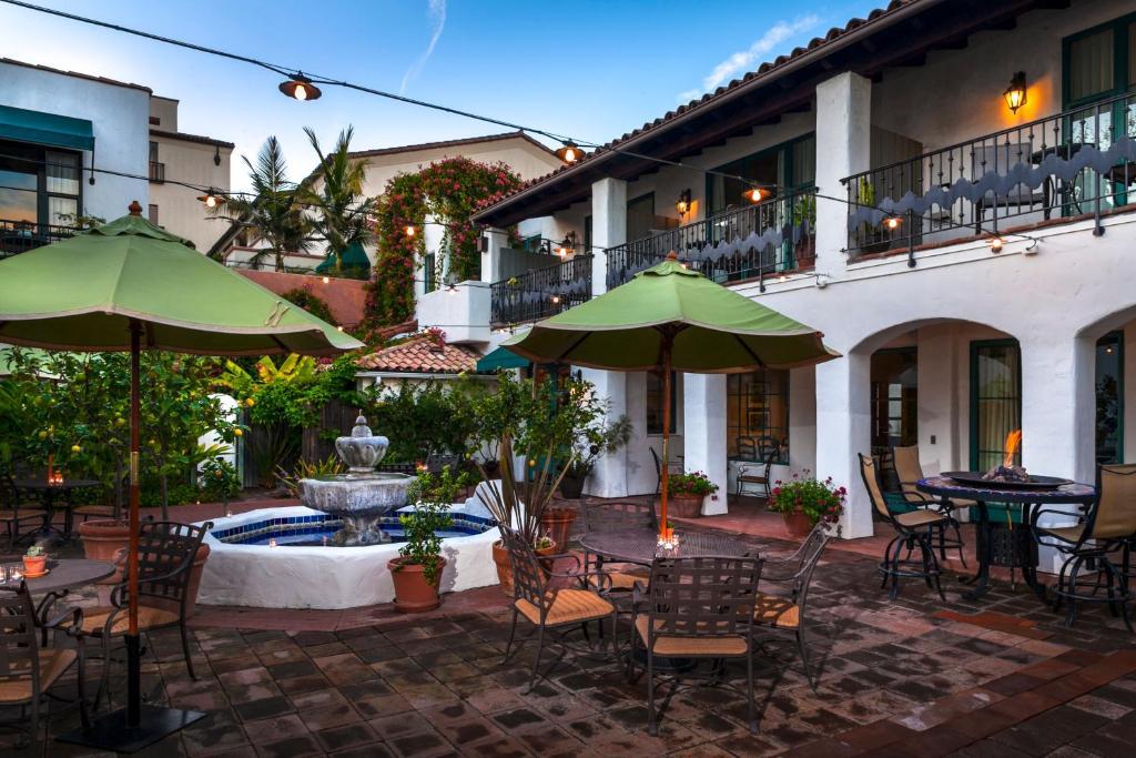 Spanish Garden Inn Santa Barbara Ca Booking Com