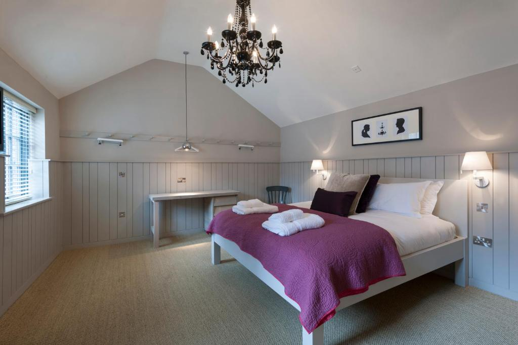 The Lawrance Luxury Aparthotel - York - Laterooms