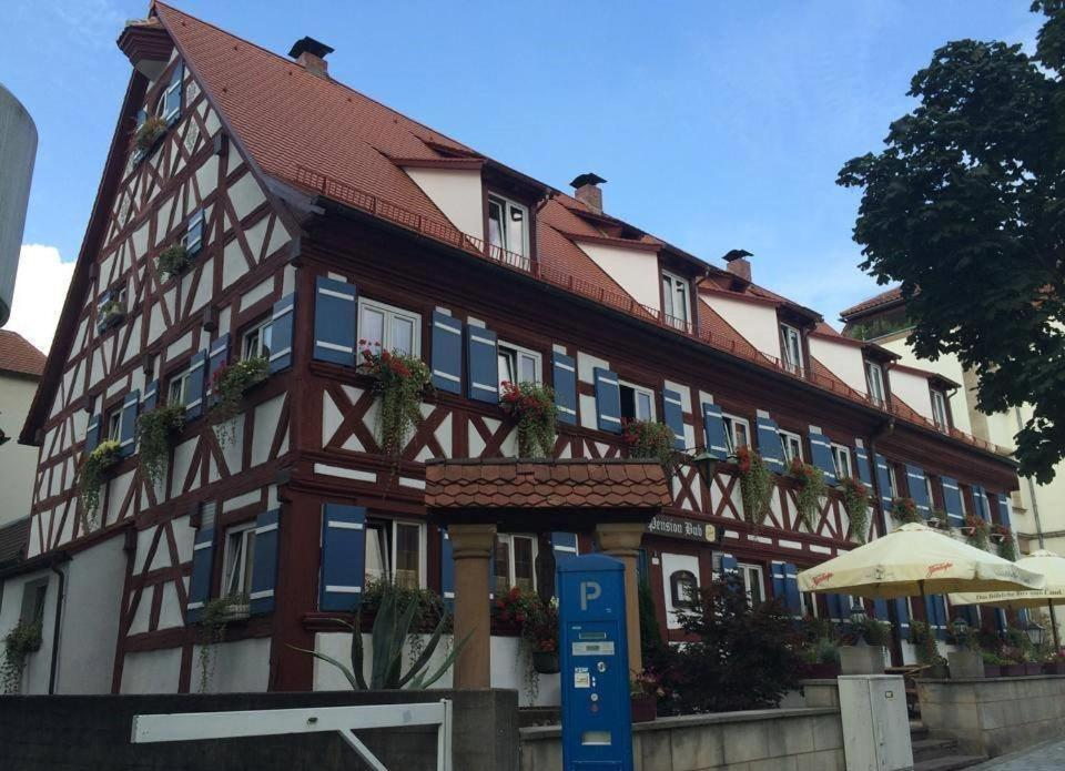 The facade or entrance of Hotel-Gasthof Bub