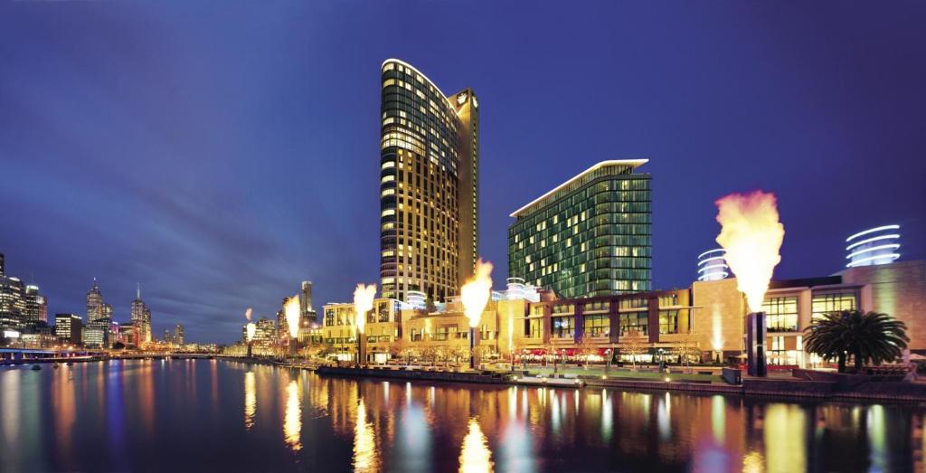 Crown Casino Restaurants Southbank