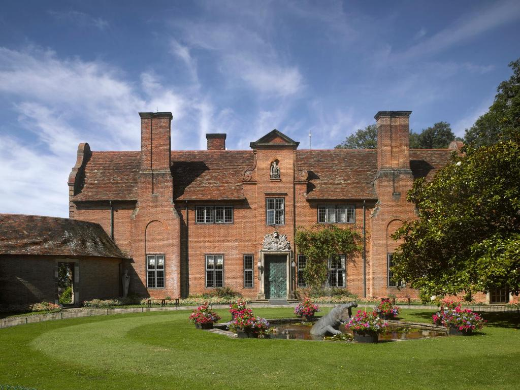 Port Lympne Hotel in Hythe, Kent, England