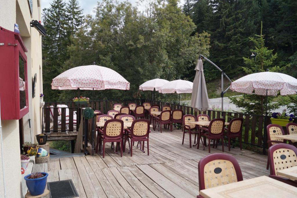 Hotel - Restaurant Le Blanchon