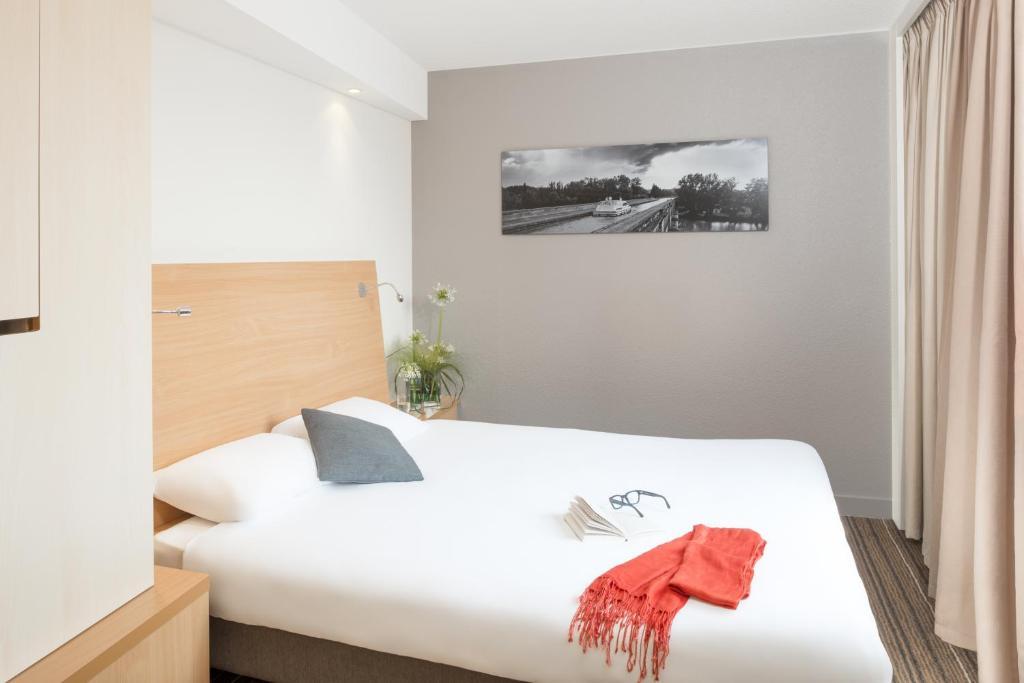 Aparthotel Adagio Toulouse Parthenon - Laterooms