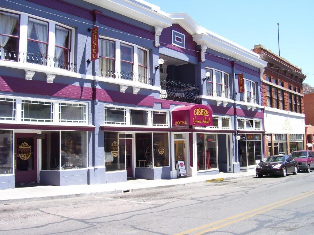 Bisbee Grand Hotel Bisbee Updated 2021 Prices